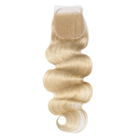 CHAMPAGNE DREAMS BLONDE CLOSURE