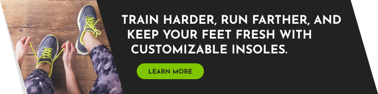 learn more about customizable insoles