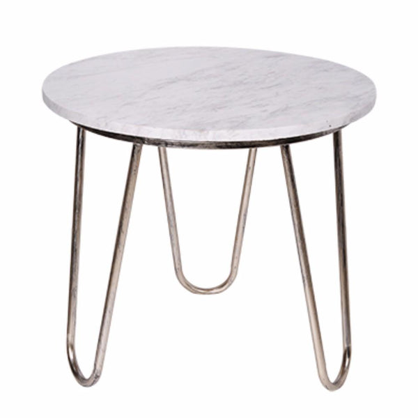 CHICLY styleING STEPNEY ROUND SIDE TABLE
