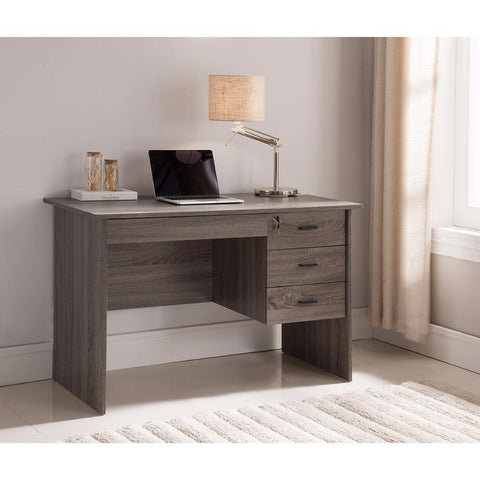 styleING CONTEMPORARY STYLE OFFICE DESK , GRAY
