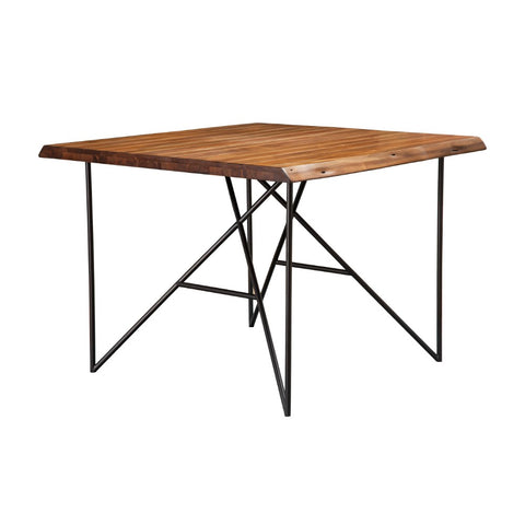 Ryan Industrial Metal Base Counter Height Table