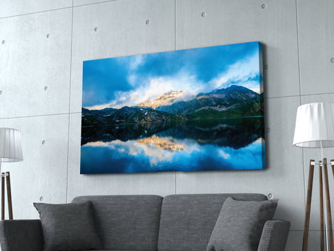 MOUNTAIN PHOTOGRAPHY PRINT