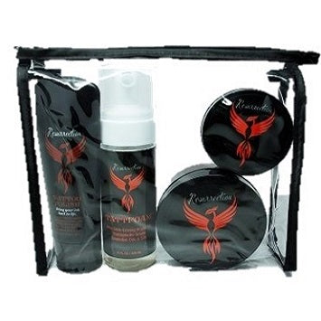DELUXE TATTOO CARE KIT WITH OUR TATTOO POLISH!