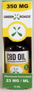 CBD Oil - 350Mg