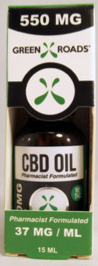 CBD Oil - 550Mg Oil