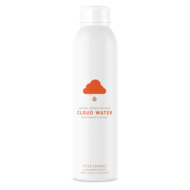 Cloud Water- CBD Sparkling Water