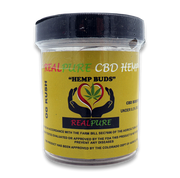 RealPure™ Inhalable Hemp Buds | Full Spectrum CBD - 3.5 Grams, OG Kush