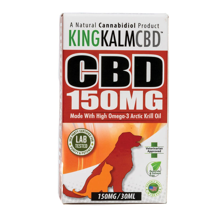 King Kalm - Animal CBD - 150MG