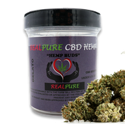 RealPure™ Inhalable Hemp Buds | Full Spectrum CBD - 3.5 Grams, Gelato