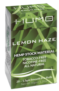 HUMO CBD Hemprettes- Lemon Haze