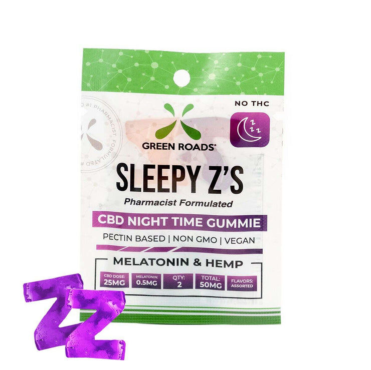 CBD Sleepy Z's - 50 MG