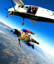Load image into Gallery viewer, Skydiving Colorful Jersey by Augusto Bartelle Good Vibes Only