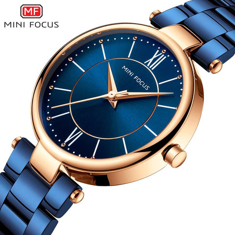 Luxury Waterproof Woman Watch