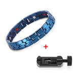 Healing Magnetic Bracelet (Magnetic,FIR,Germanium)