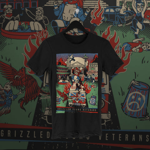 James Drake: AmeriChina Tee