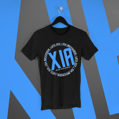 Xia Brookside: Let's Go Tee Version 1