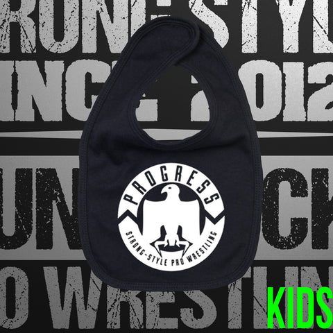 PROGRESS Wrestling:  Black Bib