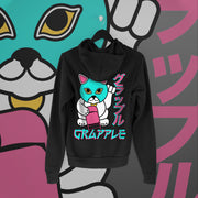 Grapple: Lucky Cat Version 1 Hoodie