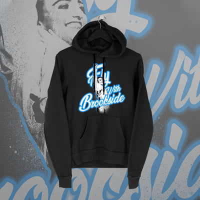 Xia Brookside: Fly With Brookside Hoodie