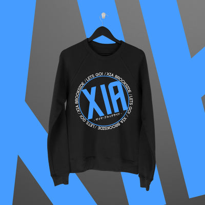 Xia Brookside:  Let's Go Sweater Version 1 - Pins & Knuckles Wrestling Merch United Kingdom