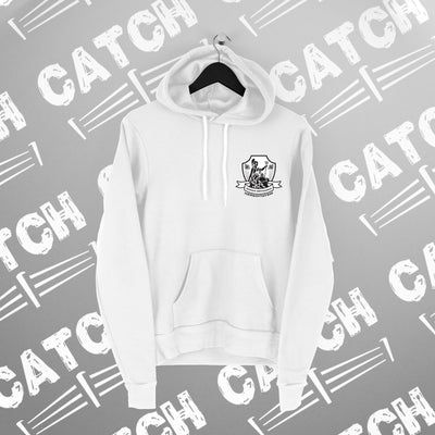 CATCH Pro-Wrestling: Magna Britannia Logo Hoodie - Pins & Knuckles Wrestling Merch United Kingdom