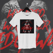 Chris Ridgeway: Hard As Fvck White Tee