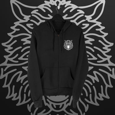 Fighting Spirit Hoodie - Pins & Knuckles Wrestling Merch United Kingdom