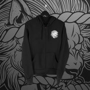 Fighting Spirit Pro Emblem Zip Hoodie