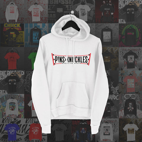 Pins & Knuckles Wrestling Merch Hoodie #3 - Pins & Knuckles Wrestling Merch United Kingdom