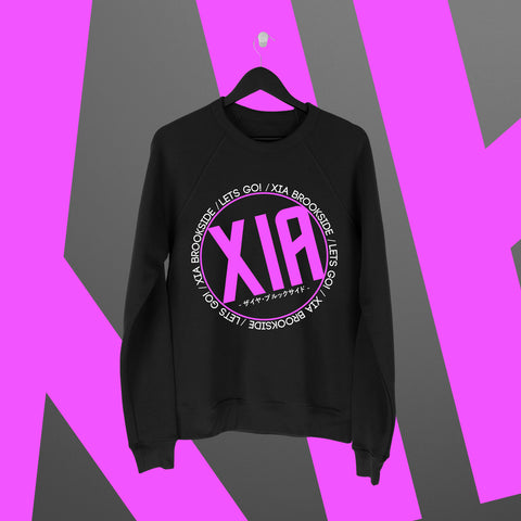 Xia Brookside:  Let's Go Sweater Version 2 - Pins & Knuckles Wrestling Merch United Kingdom