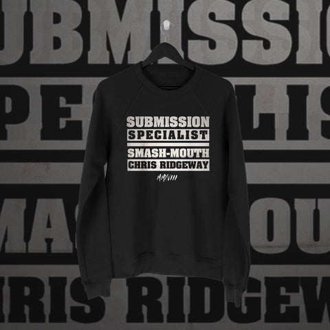 Chris Ridgeway: Submission Speciality Sweater