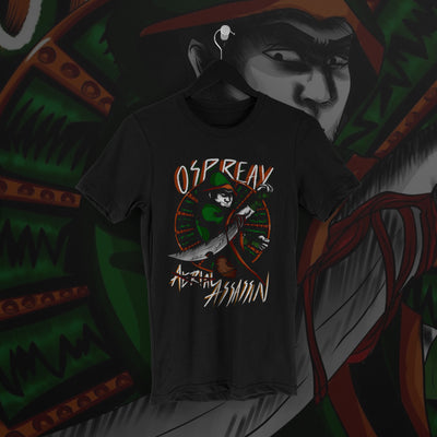 Will Ospreay: Aerial Assassin Tee