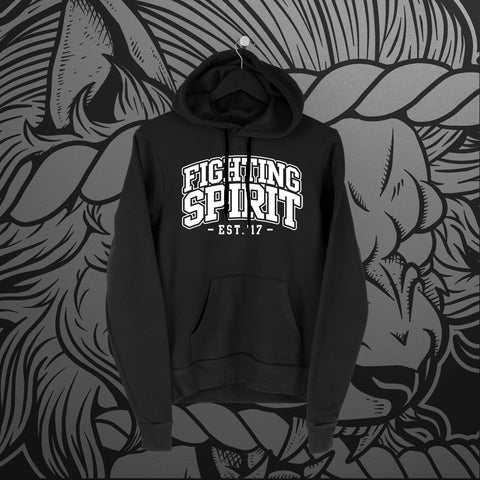 Fighting Spirit Pro Pullover Hoodie