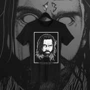 James Drake:  Grunge Tee - Pins & Knuckles Wrestling Merch United Kingdom