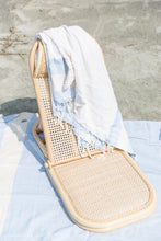 Load image into Gallery viewer, Folding Bamboo Pool/Beach Lounge Chairs