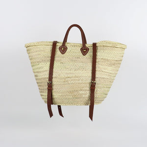 Market Tote Backpack