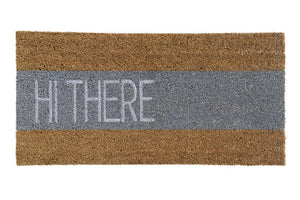 """Hi There"" Door Mat"