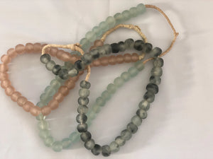 Sea Glass Beads (Large)
