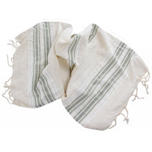 Load image into Gallery viewer, Turkish Hand Towels (Linen)