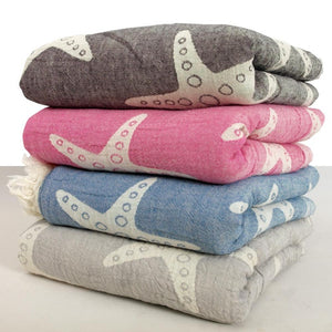 Starfish Turkish Towel