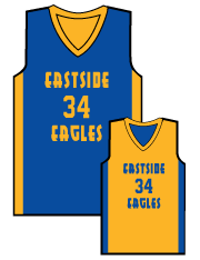 Cardiac Reversible Game Jersey