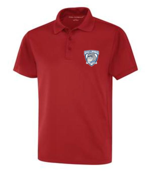 Hybrid Snag Resistant Dry-fit Golf Shirt