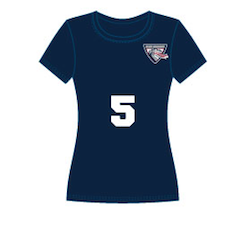 Dig Ladies Volleyball Jersey