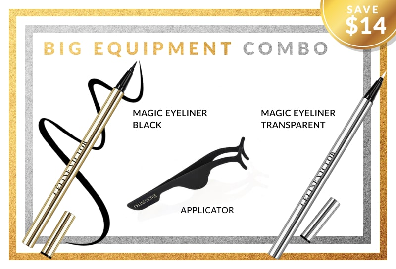 BIG EQUIPMENT COMBO