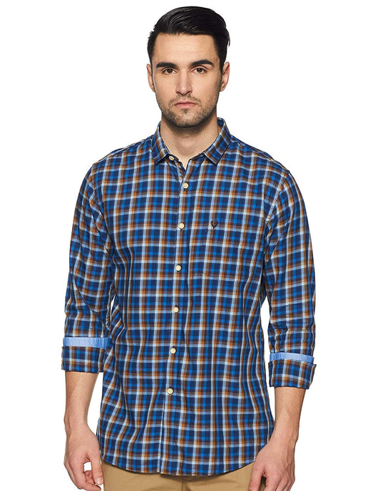 Men's New Checkered Slim fit Casual Shirt