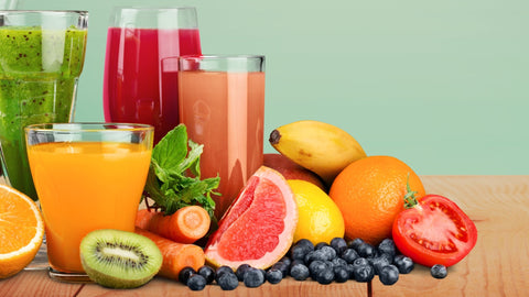 fruits & juices