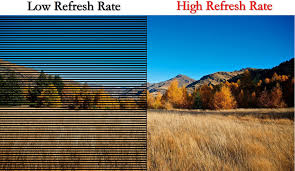 led refresh rate