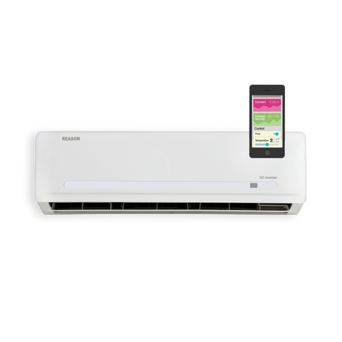 Optima 1 Ton DC Inverter Air Conditioner with built-in WiFi Kit