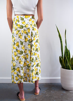 Make Lemonade Skirt
