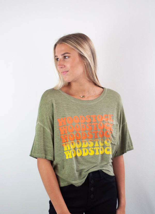 Woodstock Graphic Tee